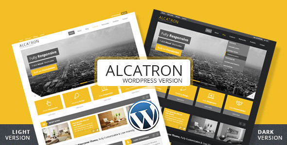 Alcatron WordPress Theme